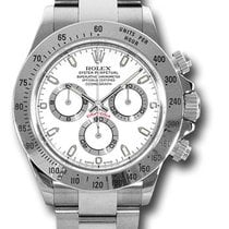 Rolex Daytona White Dial D serial