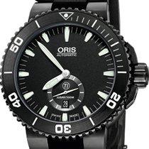 Oris Aquis Titan Small Second Ref. 01 739 7674 7754-07 4 26 34BTE