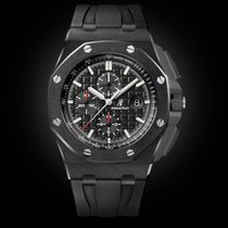 Audemars Piguet Royal Oak Offshore Black Carbo Complete...