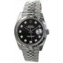 Rolex Datejust Men's Heavy Jubilee Band 116234 Custom...