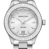 Hamilton Jazzmaster Seaview Quarz Damenuhr H37411911