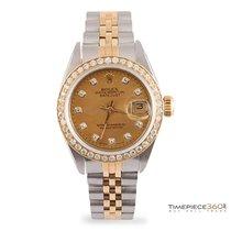 Rolex Datejust Steel & Gold