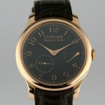 F.P.Journe Chronometre Souverain 40mm  Black label  Rose Gold