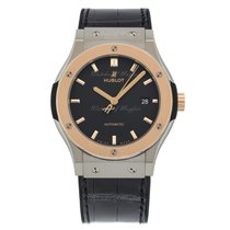 Hublot Classic Fusion Automatic Titanium King Gold 42mm