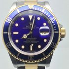 Rolex SUBMARINER DATE STEEL GOLD BOX PAPERS