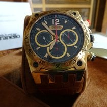 Maranello Tricompax Chrono Rotgold Limited 12/28 NEU mit B&P