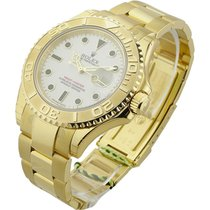 Rolex Used 16628 Yacht-Master 1 - Large Size in Yellow Gold -...