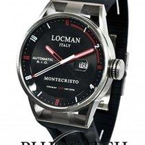 Locman Montecristo Automatic Titanium / Steel  44 mm