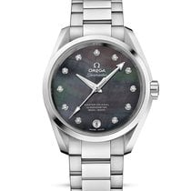 Omega Seamaster Aqua terra Automatic Date Ladies watch...