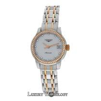 Longines New Lady  Saint-Imier L22635877 18K Diamond MOP...