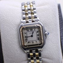 Cartier Panthère 1120 18K Yellow Gold & Stainless Steel...