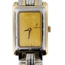 Corum 024.300.21/C136 LO05 Swiss Ingot 2 Tone in Steel and...