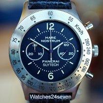 Panerai Pre Vendom 5218-302 Slytech Mare Nostrum Tachymeter...