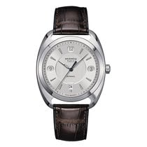 Hermès Dressage Automatic Quantieme GM Mens Watch Ref DR5.71A....