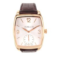 H.Moser & Cie. Henry Double Hairspring 18K Rose Gold...