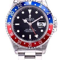 劳力士  (Rolex) GMT-Master Red Blue Pepsi РЕЗЕРВ 16700