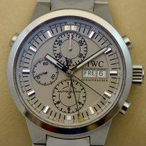 IWC GST Chronograph Rattrapante Stahl
