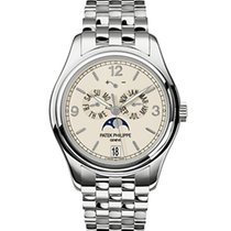 Patek Philippe 5146/1G-001 White Gold Men Complications 39mm...