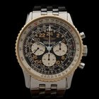 Breitling Navitimer Chronograph Stainless Steel/18k Yellow...