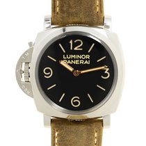 Panerai Luminor 1950 Left-Handed 3 Days Acciaio PAM 557