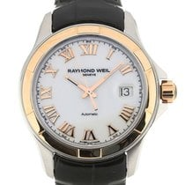 Raymond Weil Parsifal 39 Automatic White Dial