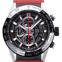 タグ・ホイヤー (TAG Heuer) Carrera Heuer 01 Automatik Chronograph...