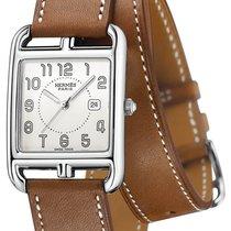 Hermès Cape Cod Quartz Medium GM 043653ww00