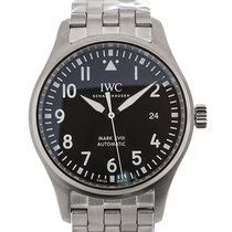 IWC Fliegeruhr Mark XVIII 40 Automatic Black Dial