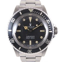"Rolex Submariner Vintage 5513 ""Maxi Dial"" Mark IV"
