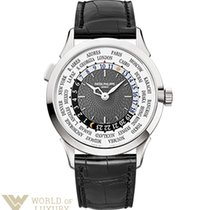 Patek Philippe Complications World Time 38.5mm White Gold...