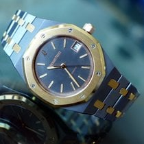 Audemars Piguet Royal Oak Tantalum and Pink Gold Automatic...