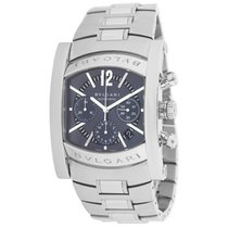 Bulgari Assioma Stainless Steel Automatic Chronograph Watch