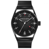 保時捷 (Porsche Design) 1919 Globetimer All Black