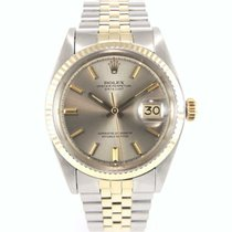 Rolex Datejust vintage 1601 Gold and steel