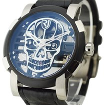 Romain Jerome RJ.M.Au.023.24 Skylab Speed Metal 48mm Skull SLC...