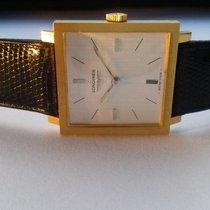 Longines vintage oro 750