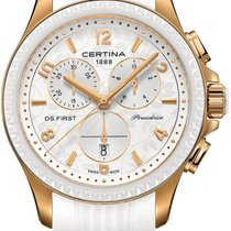 Certina DS First C030.217.37.037.00 Damenchronograph Sehr...