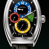 Paul Picot FIRSHIRE règulateur total black chronometer ...