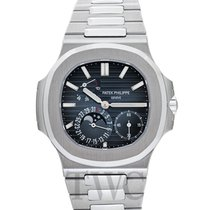 파텍필립 (Patek Philippe) Nautilus Stainless Black-blue Steel/Stee...