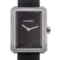 Chanel Boy-Friend 28 Quartz Gemstone