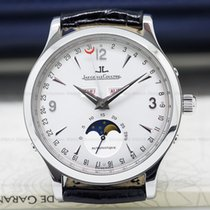 Jaeger-LeCoultre 140.8.98.S 140.8.98.S Master Moon SS Silver...