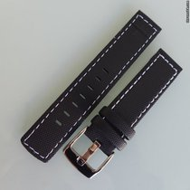 Black Plastic Strap 20mm