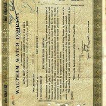 Waltham Document