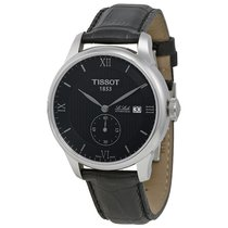 Tissot Men's T0064281605801  T Classic Le Locle Automatic ...