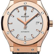 Hublot Classic Fusion King Gold Opalin Automatic 38mm
