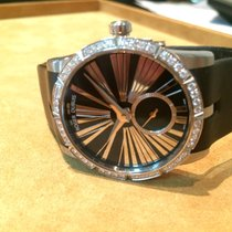Roger Dubuis Excalibur Lady Small Seconds Diamonds