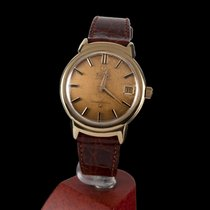 Omega Constellation 18Kt Gold Automatic Men Size