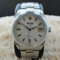 Rolex OYSTERDATE 6294 Original Honeycomb Dial with Red Depth