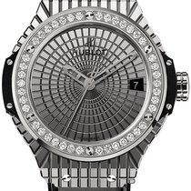 恒寶 (Hublot) Steel Caviar Diamonds