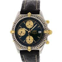 Breitling Chronomat 18K YG/SS B13048